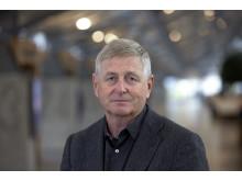 Jarl Samuelsson, chef på Västtrafiks affärsenhet