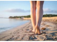 Von morgens bis nachts: Fußpflege im Rhythmus der Gezeiten