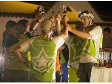 Singletrail-Weltrekord in Latsch im Vinschgau
