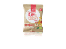 Raw & Crispy Fruitsnack