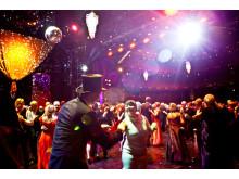 Efter trettondagskonserten förvandlas GöteborgsOperans Stora scen till ett stort dansgolv.