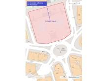 Trafalgar Sqaure Assembly Map 2