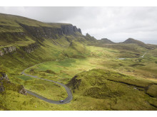 The Quiraing, Isle of Skye.