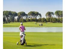 Golf i Belek