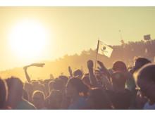 Auf Festival-Tour für sauberes Wasser - Atmo auf Deichbrand Festival