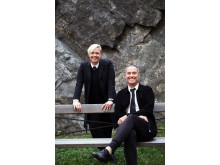 Anna Lihammer & Ted Hesselbom