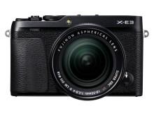 FUJIFILM X-E3 with XF18-55mm F2.8-4