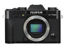 X-T20 Body Black Front