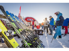 Ski Test Weekend