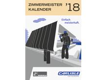 ZIMMERMEISTER KALENDER 2018 (2D/tif)