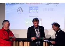 Thomas Lipke prisad av Länsstyrelsen i Jämtland