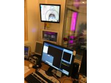 PET-MR-kameran för avbildning av inflammation vid kronisk tarmsjukdom.