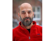 Roberto Bresin, professor i medieteknik vid KTH. Foto: Peter Ardell.