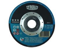 TYROLIT Premium kæreskive 2in1 Deep Cut Protection