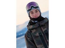 Marcus Kleveland er OL-klar. Foto: Snowboardforbundet / Peter Gløersen