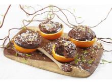 Sjokoladekake i appelsin