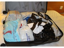 E 02 18 Bags in suitcase