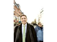 Robert Karlsson, vd på Cash IT kassasystem