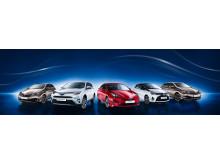 50 000 Toyota-hybrider