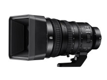 Sony introduces 18-110mm Super 35mm / APS-C lens with power zoom capability