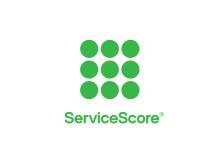 Logotype ServiceScore 2018