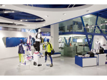 ASICS Flagship store Amsterdam interior 1