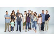 Modern Family säsongspremiär på FOX söndag den 28/10 kl 21.00.