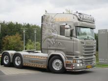 Riget Transport i Randers - lastbil nr. 1.000