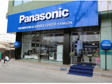 Panasonic Launches Integrated Showroom in Yangon