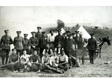 Manchester Regiment at Hollingworth Camp (1914)