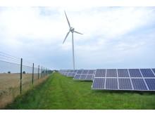 Simris, Sveriges första 100% lokala förnybara energisamhälle