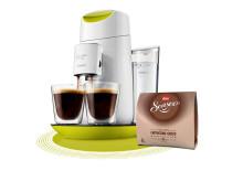 SENSEO - fersk kaffe og friskt design