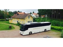 EkmanResor 1st Bussness Class, Buss Nr. 14