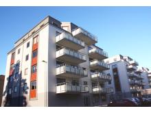Kvarteret Fridhem, AB Eidar, Trollhättans bostadsbolag