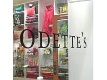 Fönsterdekor Odettes