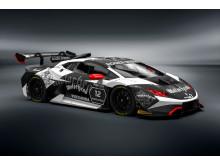 Lamborghini Huracan Super Trofeo Motörhead