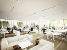 Kontor Interiör nya kliniken