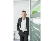 Niclas Reinikainen VD i Sandviken Energi AB