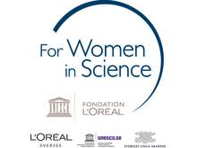 L'Oréal-Unesco For Women in Science-priset i Sverige med stöd av Sveriges unga akademi