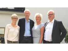 Representanter för Sverigeförhandlingen och Linköpings kommun