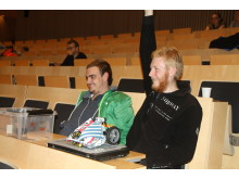 Daniel og Stig fra Specialisterne STU