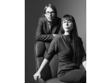 Fredrik Färg och Emma Marga Blanche - medverkar i Designed to Last
