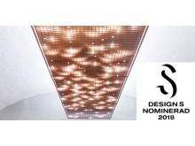 Ljusduschen i final till Design S