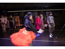 Kostym- och maskworkshop, Hamlet