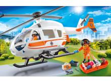 PLAYMOBIL Rettungshelikopter