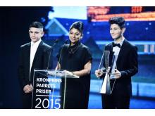 Kronprinsparrets Sociale pris 2015