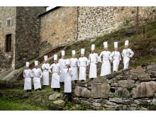 Culinary World Cup 2018: Norwegens erfolgreiches Senioren-Kochnationalteam