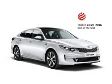 Kia Optima Red Dot