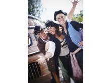 Daftö piratcamping i Strömstad