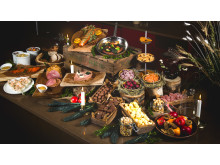Klassiskt julbord i Artipelag Restaurang